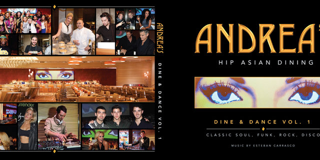 Andrea's Presents: Dine & Dance Vol. 1
