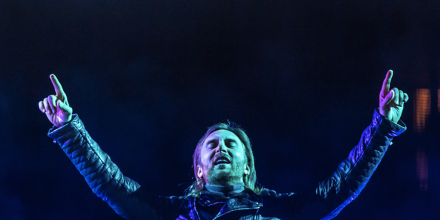 David Guetta Is Billboard's Top EDM Artist