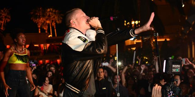 SURRENDER CELEBRATES 3 YEARS WITH MACKLEMORE & RYAN LEWIS