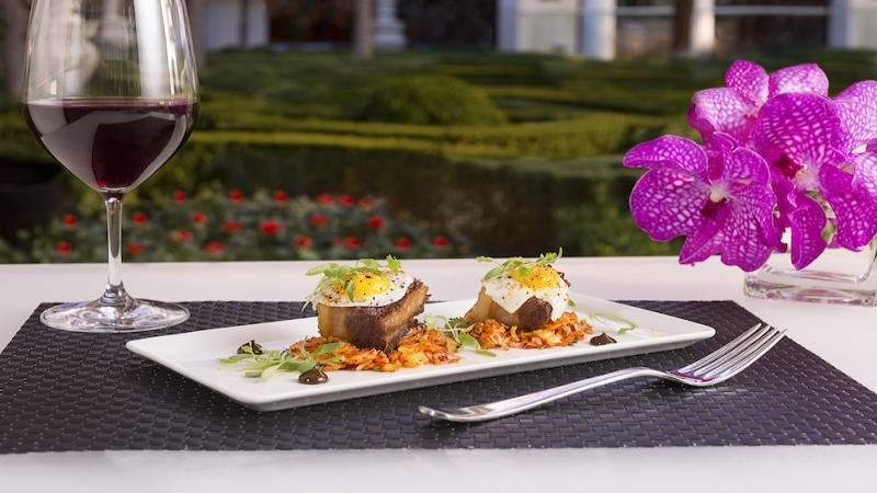 Xs nightclub wynn las vegas introduces new casual dining for Jardin wynn