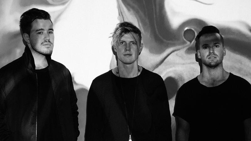RÜFÜS DU SOL, the indie Australian alternative dance trio comprised of  Tyrone Lindqvist, Jon George and James Hunt, brings its signature sound to  Wynn Las ...