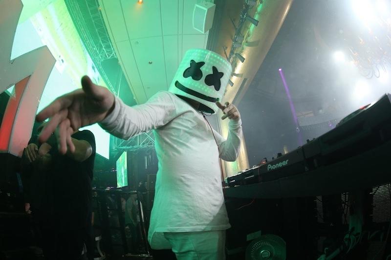 Surrender Nightclub Marshmello Drops New Track Quot Alone Quot